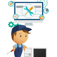 Sửa chữa máy tính tại Quận Thủ �ức, sửa chữa PC & Laptop