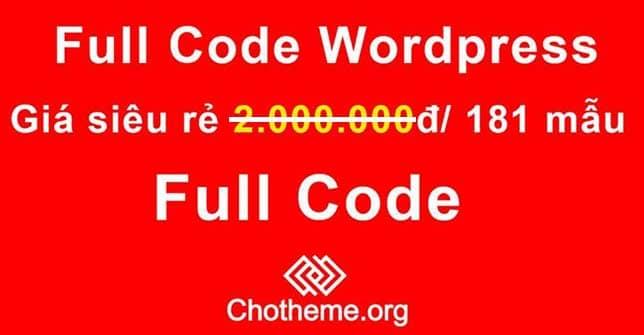 181 Theme WordPress trenChoTheme.org