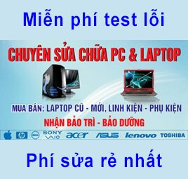 Sửa máy tính Thủ Đức, sửa chữa PC & Laptop