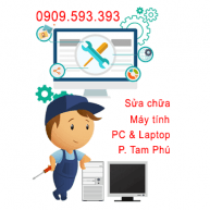 Sửa chữa máy tính tại Phường Tam Phú