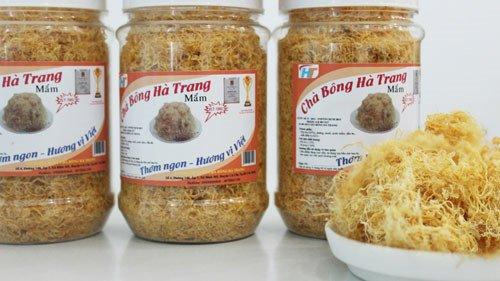 Chà bông thương hiệu Hà Trang