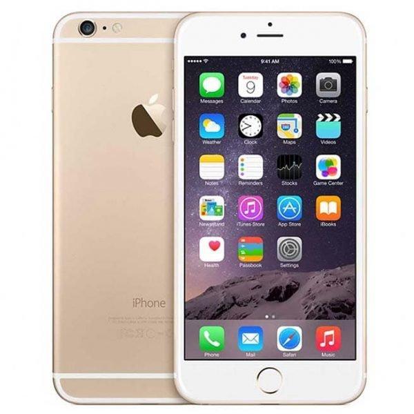 iPhone 6 64GB 99% (Lock) màu vàng Gold