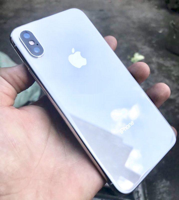 iPhone X 256GB Silver 99% tại Bình Thọ Thủ Đức HCM