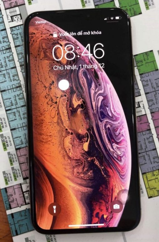 iPhone XS 64GB Gold 99% tại Tam Phú Thủ Đức HCM